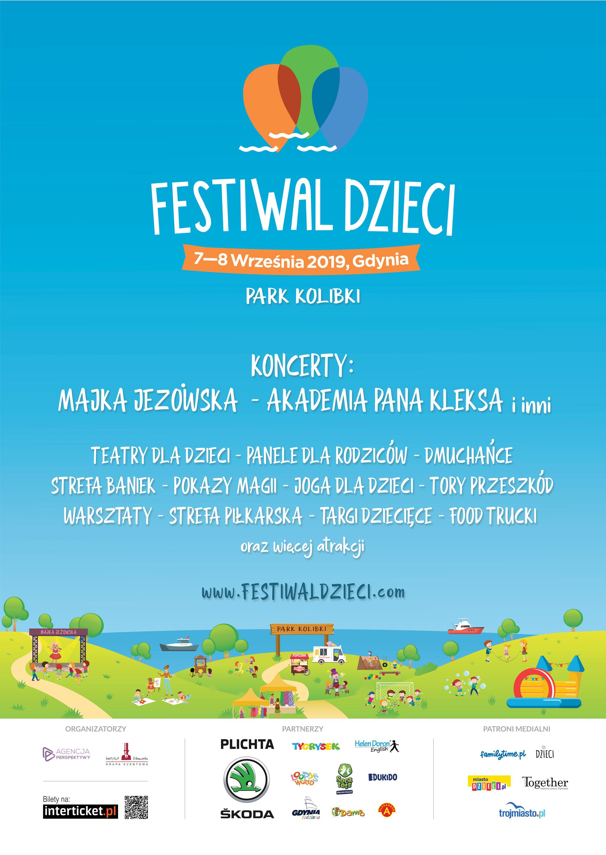 Festiwal Dzieci Plakat Net